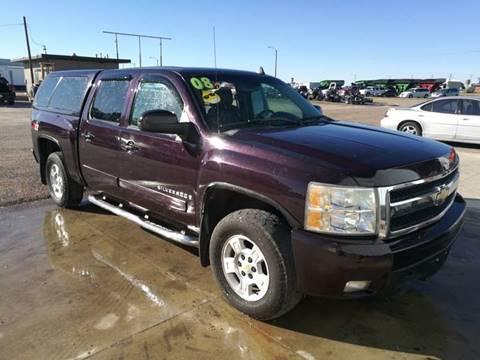 2008 Chevrolet Silverado 1500 for sale in Dighton, KS