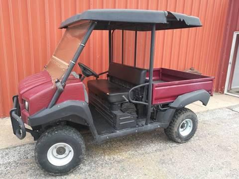2013 Kawasaki Mule for sale in Dighton, KS