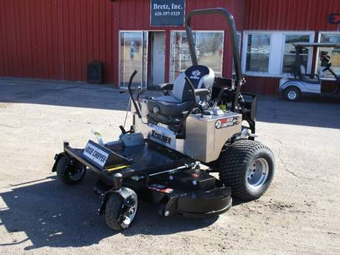 2017 Dixie Chopper X-Caliber 3574EFI for sale at Bretz Inc in Dighton KS