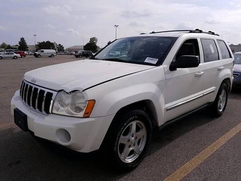 2006 Jeep Grand Cherokee for sale in Dighton, KS