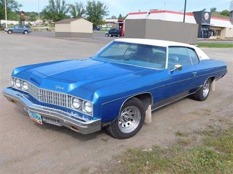 1973 chevrolet impala for sale. Black Bedroom Furniture Sets. Home Design Ideas