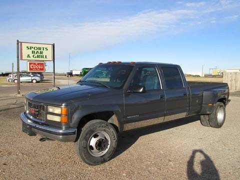 2000 GMC C/K 3500 Series for sale at Bretz Inc in Dighton KS
