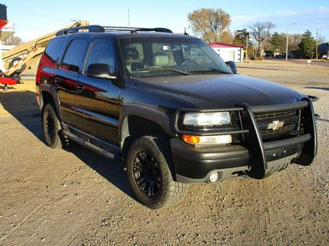 2004 Chevrolet Tahoe for sale in Dighton, KS