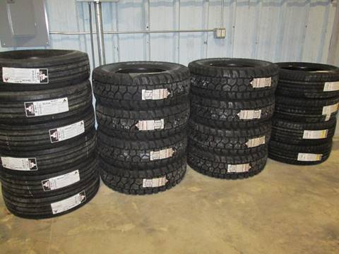 HERCULES Tires Car Tires, Truck Tires for sale at Bretz Inc in Dighton KS