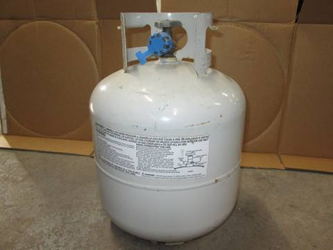 Propane LPG Refill Service for sale at Bretz Inc in Dighton KS