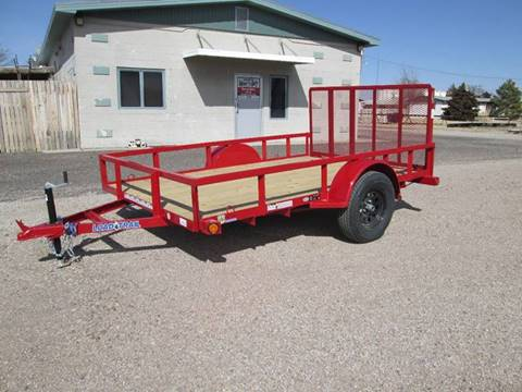 "2018 Load Trail 10' X 77"" Utility Trailer for sale at Bretz Inc in Dighton KS"