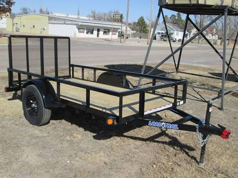 "2018 Load Trail 10' x 60""   Utility Trailer for sale at Bretz Inc in Dighton KS"