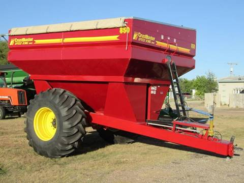 2007 Crustbuster 850 Grain Cart for sale in Dighton, KS