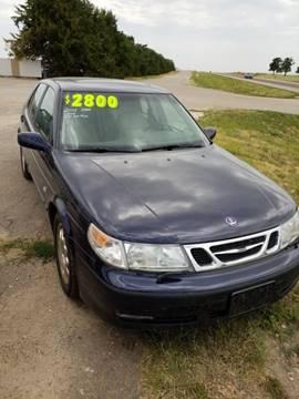 2001 Saab 9-5 for sale in Dighton, KS