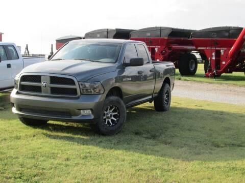 2012 RAM Ram Pickup 1500 for sale at Bretz Inc in Dighton KS
