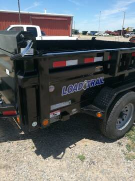 2020 Load Trail DT83x10