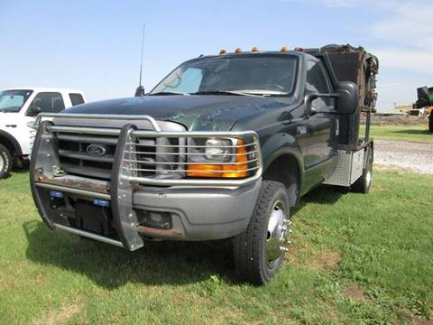 1999 Ford F-550 Super Duty for sale at Bretz Inc in Dighton KS