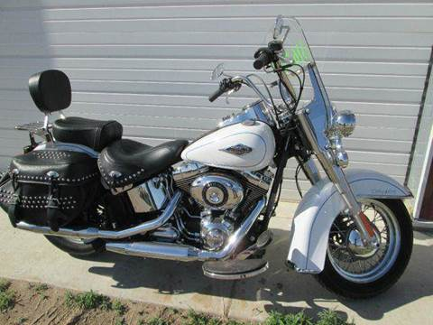 2013 Harley-Davidson Heritage Softail Classic for sale in Dighton, KS