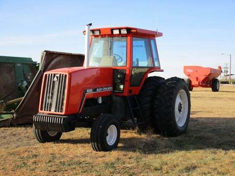 1984 Allis Chalmers 8050 for sale at Bretz Inc in Dighton KS