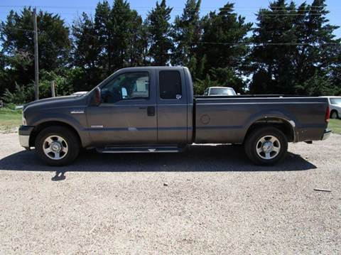 2006 Ford F-250 Super Duty for sale at Bretz Inc in Dighton KS