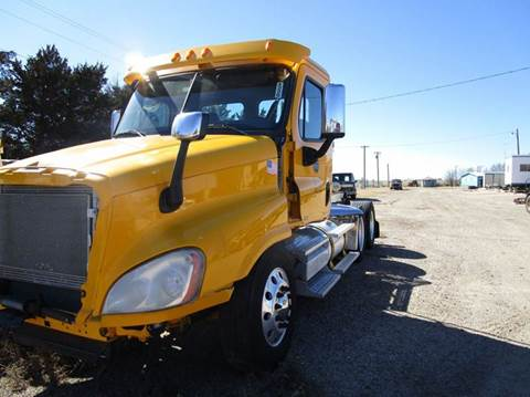 2010 Freightliner Cascadia for sale at Bretz Inc in Dighton KS