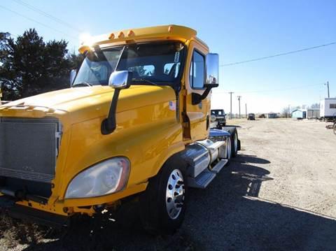 2010 Freightliner Cascadia for sale at Bretz Inc in Dighton KS
