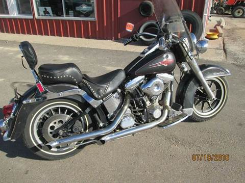 1990 Harley-Davidson Heritage Softail Classic for sale in Dighton, KS