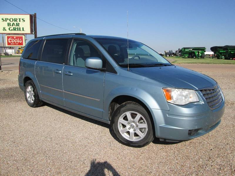 2010 Chrysler Town and Country for sale at Bretz Inc in Dighton KS