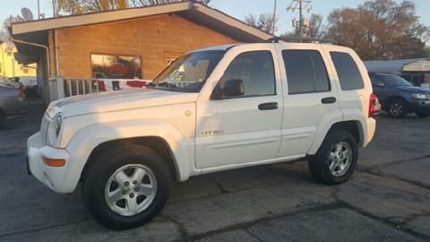 2004 Jeep Liberty for sale at Advantage Auto Sales & Imports Inc in Loves Park IL