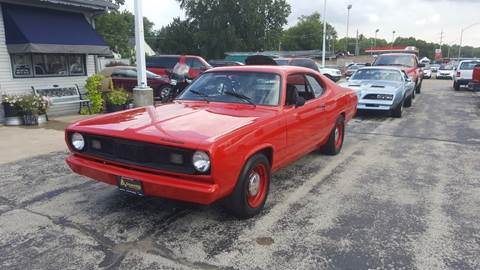 1971 Plymouth Duster for sale in Loves Park, IL