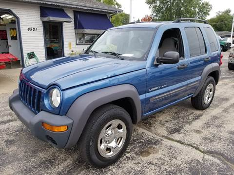 2003 Jeep Liberty for sale in Loves Park, IL