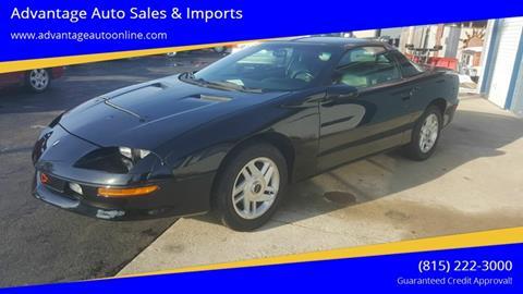 1994 Chevrolet Camaro for sale at Advantage Auto Sales & Imports Inc in Loves Park IL