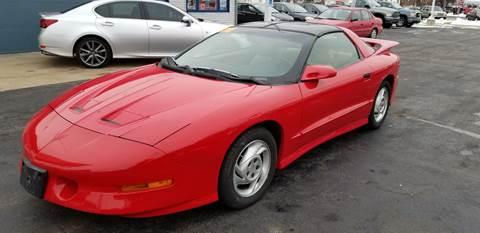 1994 Pontiac Firebird for sale in Lovespark, IL