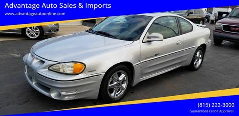 2001 Pontiac Grand Am for sale in Loves Park, IL