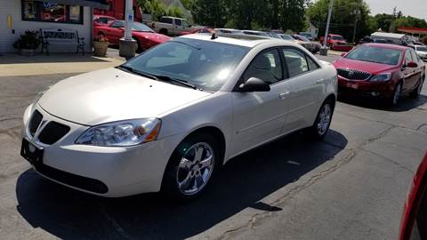 2008 Pontiac G6 for sale in Loves Park, IL