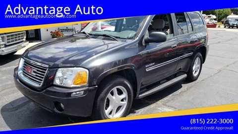 2006 GMC Envoy for sale at Advantage Auto Sales & Imports Inc in Loves Park IL