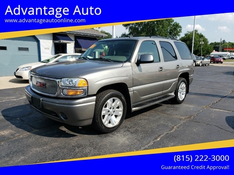 2006 GMC Yukon for sale at Advantage Auto Sales & Imports Inc in Loves Park IL