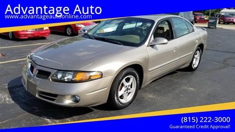 2002 Pontiac Bonneville for sale at Advantage Auto Sales & Imports Inc in Loves Park IL