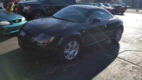 2005 Audi TT for sale at Advantage Auto Sales & Imports Inc in Loves Park IL
