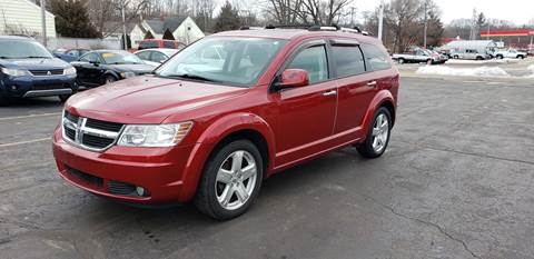 2009 Dodge Journey for sale at Advantage Auto Sales & Imports Inc in Loves Park IL