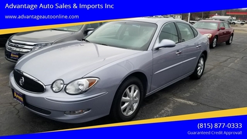 2006 Buick LaCrosse for sale at Advantage Auto Sales & Imports Inc in Loves Park IL
