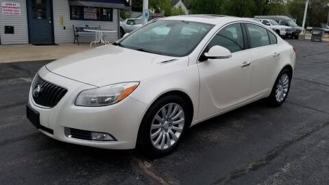 2013 Buick Regal for sale at Advantage Auto Sales & Imports Inc in Loves Park IL