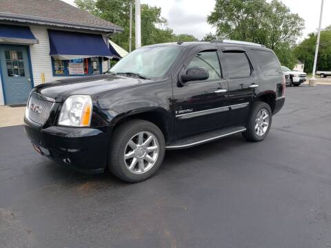 2008 GMC Yukon for sale at Advantage Auto Sales & Imports Inc in Loves Park IL
