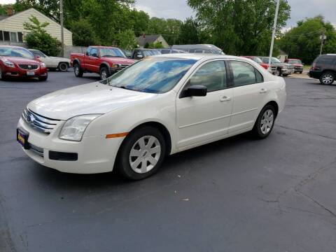 2008 Ford Fusion for sale at Advantage Auto Sales & Imports Inc in Loves Park IL