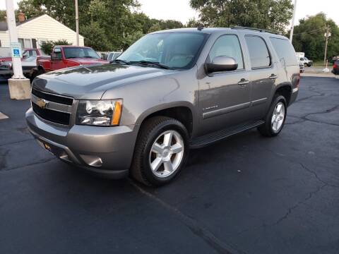 2008 Chevrolet Tahoe for sale at Advantage Auto Sales & Imports Inc in Loves Park IL