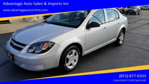 2006 Chevrolet Cobalt for sale at Advantage Auto Sales & Imports Inc in Loves Park IL