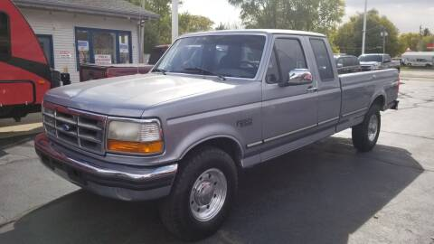 1996 Ford F-250 for sale at Advantage Auto Sales & Imports Inc in Loves Park IL