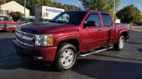 2008 Chevrolet Silverado 1500 for sale at Advantage Auto Sales & Imports Inc in Loves Park IL