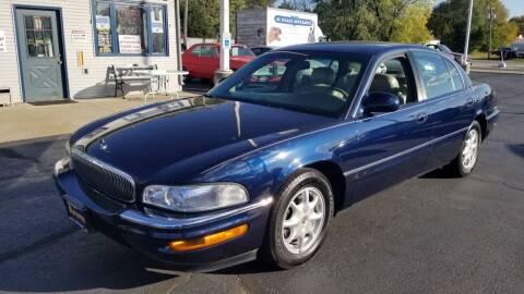 2003 Buick Park Avenue for sale at Advantage Auto Sales & Imports Inc in Loves Park IL