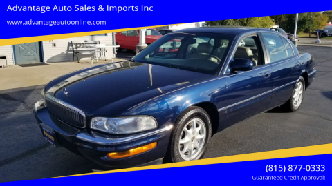 2003 Buick Park Avenue for sale at Advantage Auto Sales & Imports Inc in Loves Park IL