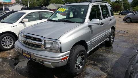 2002 Chevrolet Tracker for sale in Loves Park, IL