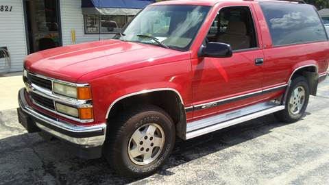 1995 Chevrolet Tahoe for sale in Loves Park, IL