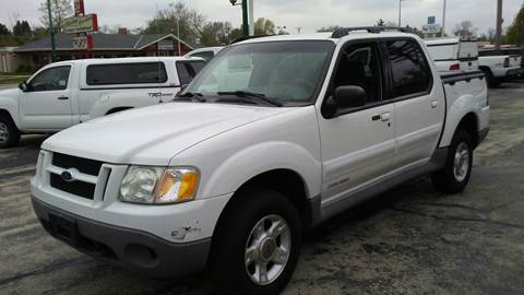 2002 Ford Explorer Sport Trac for sale in Loves Park, IL