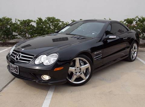 2007 Mercedes-Benz SL-Class for sale in Houston, TX