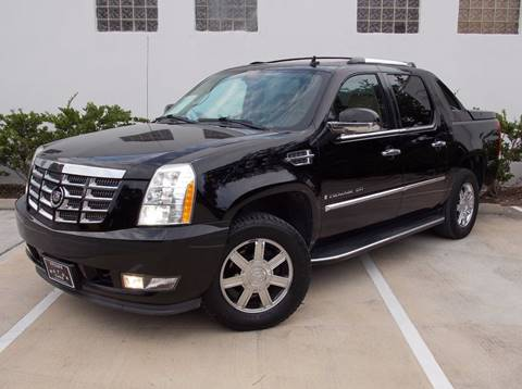 2008 Cadillac Escalade EXT for sale in Houston, TX